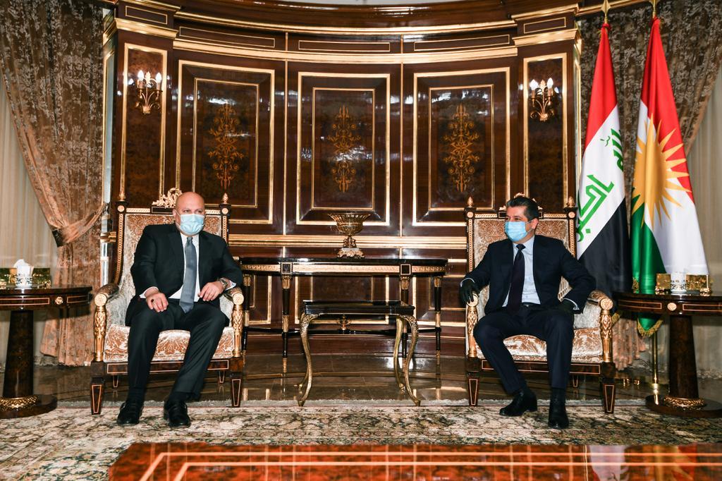 اقليم كوردستان يطالب بإشراكه بشكل فاعل في محاكمة عناصر داعش