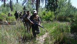 شرطة ديالى تعزز اجراءاتها في مناطق مهددة بالنزوح جراء هجمات داعش
