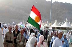 عودة الوجبة الأولى من حجاج اقليم كوردستان
