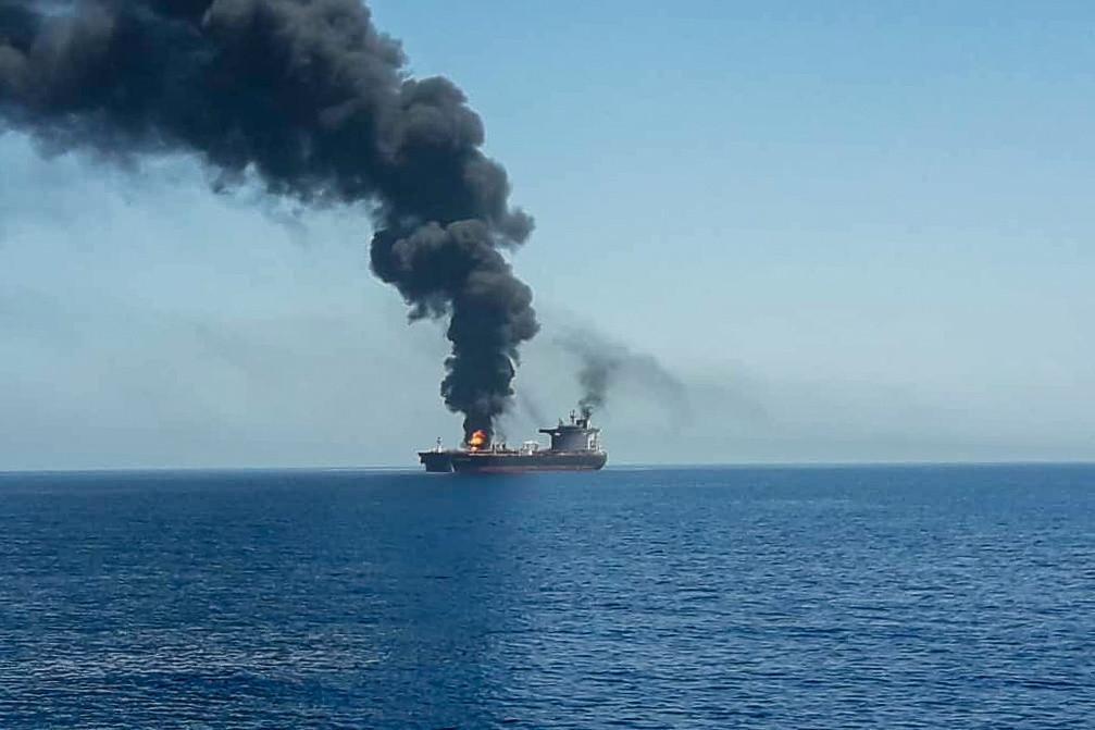 بريطانيا تتهم الحرس الثوري بهجوم ناقلتي النفط وامريكا تتحرك لكسب اجماع دولي