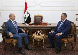 العراق يؤكد ضرورة الاهتمام بالجيش والحشد والبيشمركة اعداداً وتسليحاً