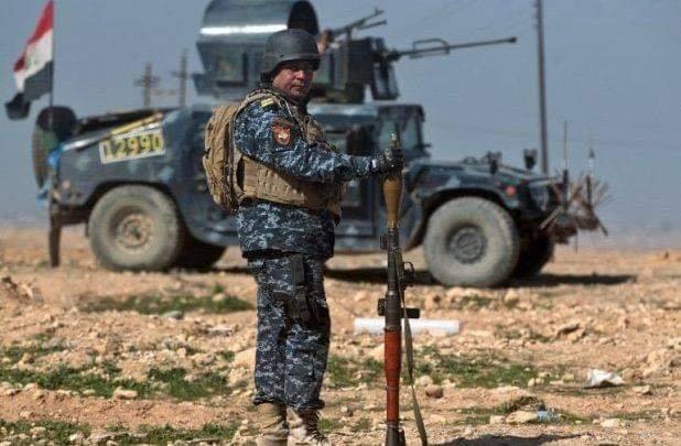 قتلى وجرحى في هجوم لداعش على الشرطة الاتحادية بخانقين