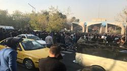 منظمة: مقتل 43 متظاهراً كوردياً برصاص قوات الأمن الايرانية