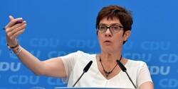 وزيرة الدفاع الالمانية تصل كوردستان