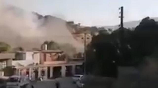 """بغداد تعلق على القصف """"المجهول"""" في السليمانية: سيكون لنا موقف"""