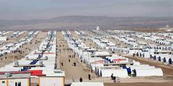 إقليم كوردستان يستقبل عشرات اللاجئين السوريين بموجة نزوح جديدة