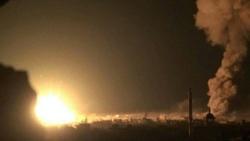 المرصد السوري: 18 قتيلا من الفصائل العراقية بقصف البوكمال