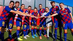صورة.. زي برشلونة الجديد المثير لإعجاب اللاعبين