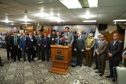 العاصمة بغداد تعطل الدوام في دوائرها