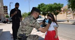 كورونا.. إقليم كوردستان يسجل حالات تعافٍ أكثر بضعفين من الإصابات