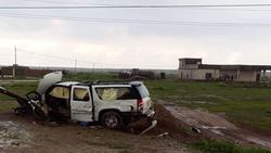 مصرع واصابة خمسة أشخاص بحادث سير مروع في بابل