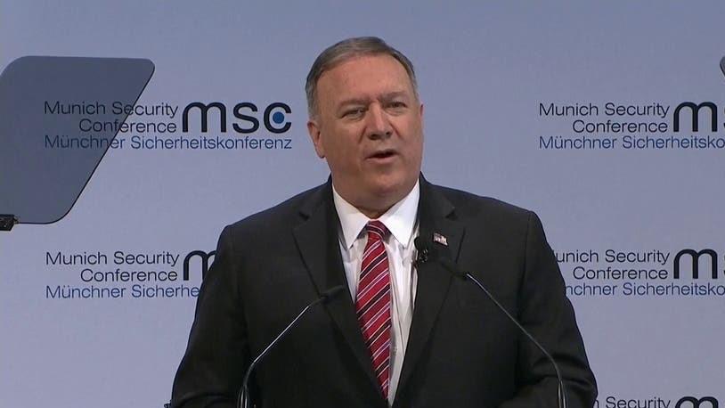 بومبيو: الحوار مستمر مع العراق على مستقبل القوات الامريكية ونسعى لعلاقات جيدة