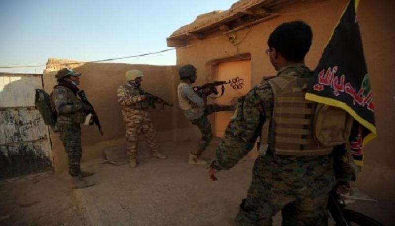 """قوة من الحشد الشعبي تعتقل """"صدام حسين"""" بكركوك"""