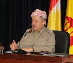 مسعود بارزاني: نرفض أي مساومة على كوردستانية كركوك