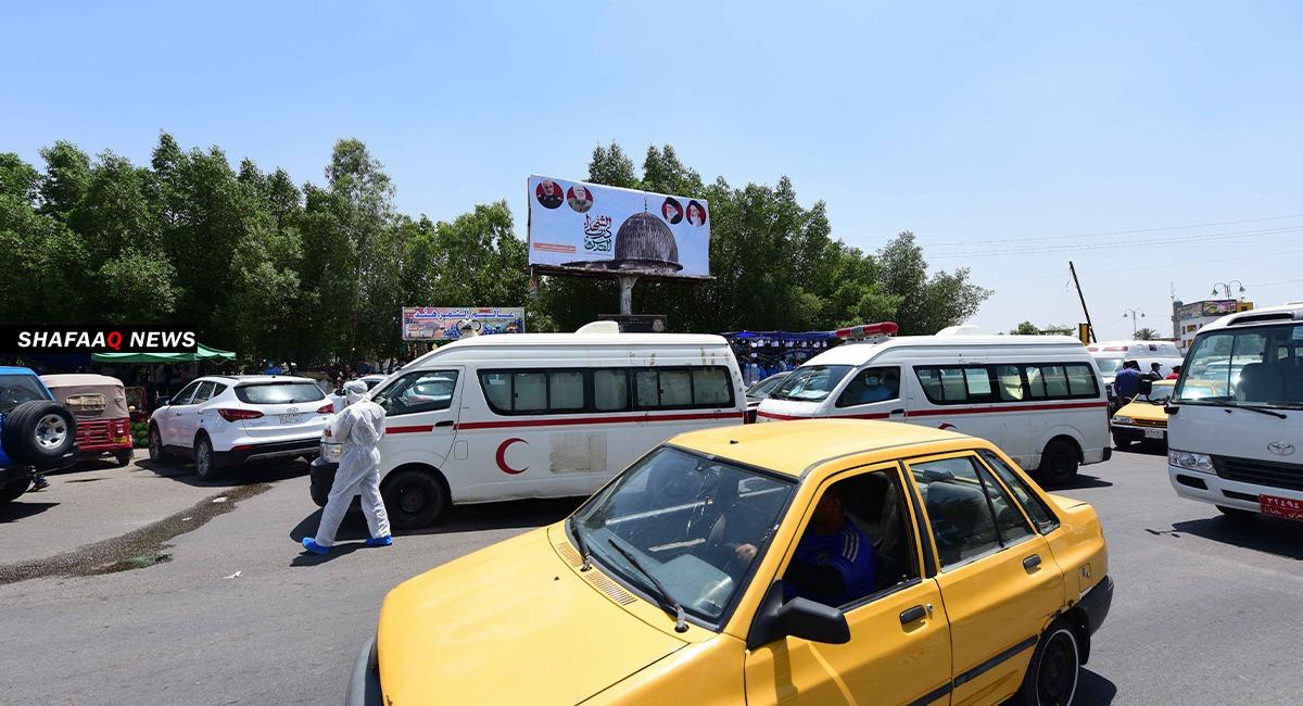 العراق يؤكد صعوبة السيطرة على الوباء رغم إطلاقه حملة التطعيم