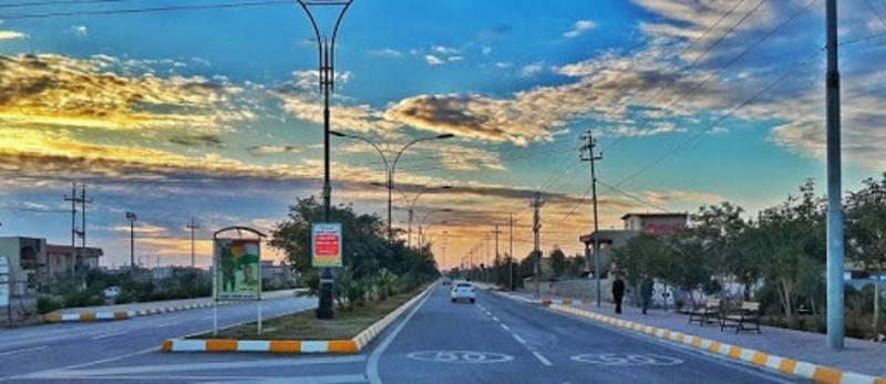 قصف صاروخي يستهدف قضاء كفري بإقليم كوردستان