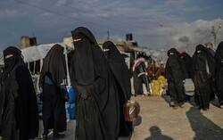 Nineveh MPs collect signatures to prevent the transfer of Iraqi ISIS families from Syria to their governorate