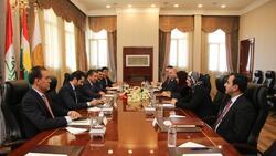 برلمان كوردستان ومجلس الوزراء يجتمعان لبحث قضايا تصب بخدمة المواطنين