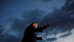 """ترامب يعيد تأكيد اتهام أوباما بـ""""طرد المسيح"""""""