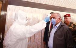 عبد المهدي يوجه بعدم التهاون في إجراءات الوقاية من كورونا