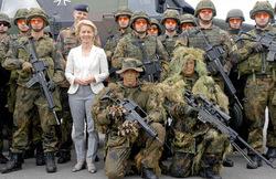 المانيا تمدد مهمة جيشها في العراق