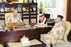 """رئيس اركان الجيش يوجه البصرة بتفعيل الاستخبارات ومطاردة """"الخارجين عن القانون"""""""