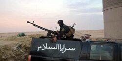 """مقتل قيادي في """"سرايا السلام"""" واصابة اخرين بهجوم ليلي لداعش في سامراء"""