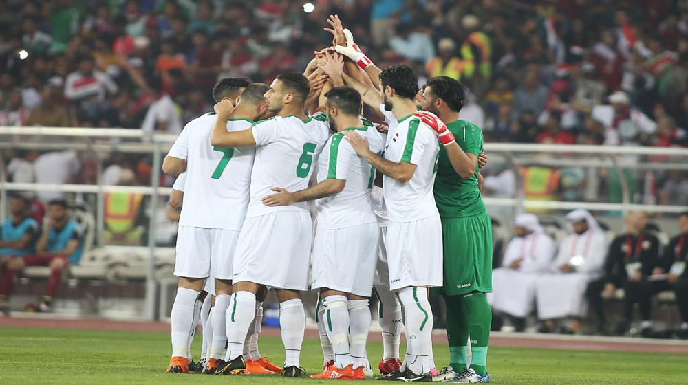 منتخب العراق يسحق كمبوديا بتصفيات كأس العالم