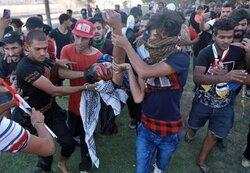 وكالة: 14 قتيلا حصيلة تظاهرات السبت في العراق