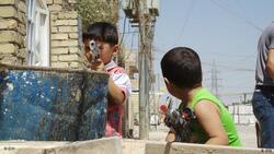 احتفالات رأس السنة تودي بحياة طفل في بغداد