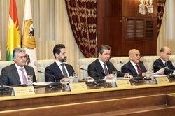 """Kurdistan Regional Council of Ministers meets to implement """"reform"""""""