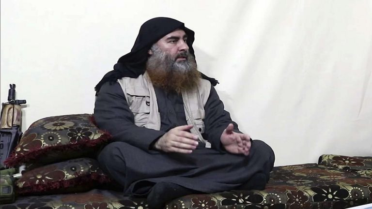 مقتل أبوبكر البغدادي في غارة أمريكية
