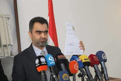 وثيقة .. سوران عمر يقدم استقالته رسميا من عضوية برلمان اقليم كوردستان