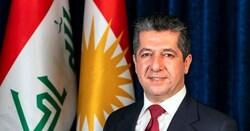 بمناسبة المولد النبوي .. بارزاني يأمل استتباب الأمن والاستقرار في العراق