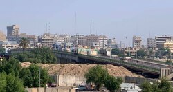After a bloody night, demonstrators stationed at a second bridge in central Baghdad and protests continue