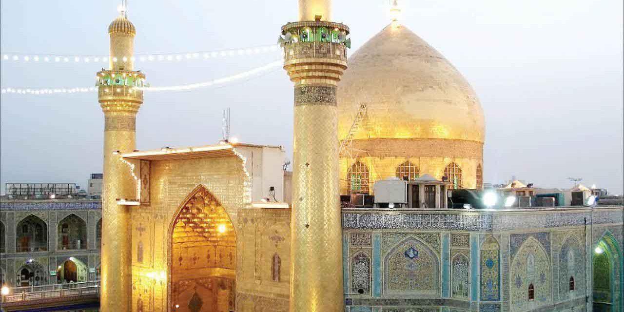"""Ashura Brigade "" sues the governor of Najaf and deputy al-Zarfi"