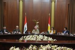 بارزاني لنواب الديمقراطي: دافعوا عن حقوق العراقيين كما تدافعون عن كوردستان