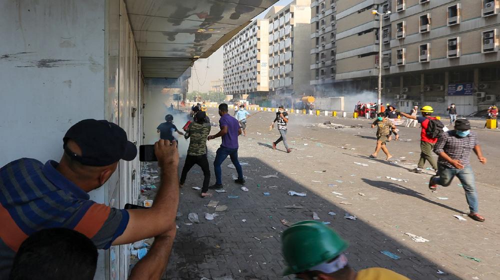 الصحة تعلن عن حصيلة جديدة لضحايا الاحتجاجات