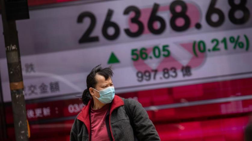 """الصين تسجل """"صفر"""" اصابات بفيروس كورونا"""