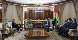مسؤول عسكري امريكي كبير: إقليم كوردستان حليف مهم وإستراتيجي