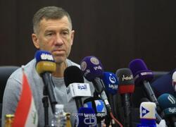 كاتانيتش يرفع شعار التحدي امام البحرين بعد تعثرين