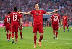 قبل خوض المباراة.. بايرن ميونيخ بطلاً للدوري الألماني