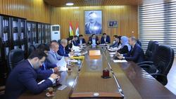 قانونية برلمان كوردستان تعيد مشروعين من أصل ثلاثة