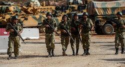 """الجيش التركي يطلق عملية """"المخلب الثالثة"""" داخل الاراضي العراقية"""