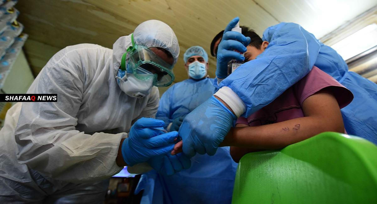 العراق يسجل رقما قياسيا جديد بـ87 حالة وفاة وأكثر من 1600 اصابة جديدة بكورونا