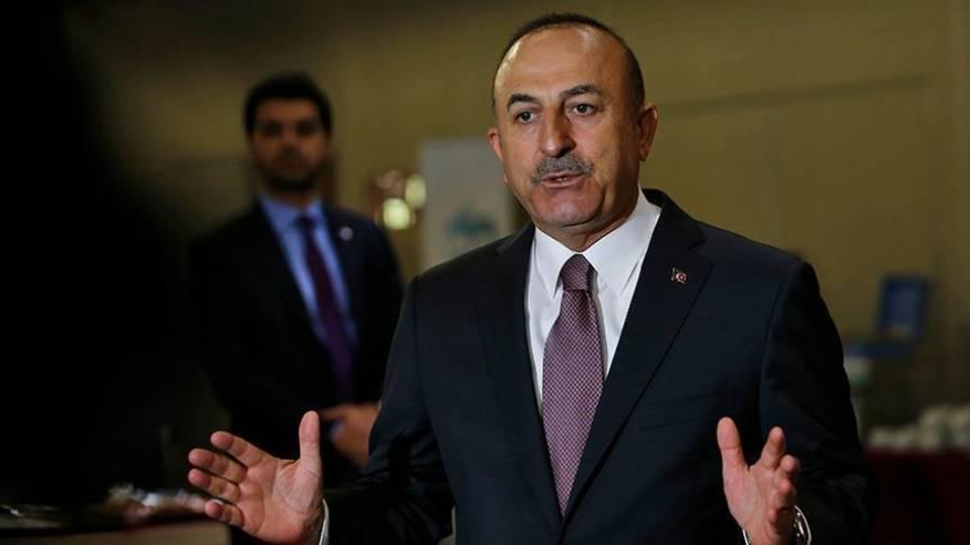 تركيا تهدد بخطوات ضد أمريكا