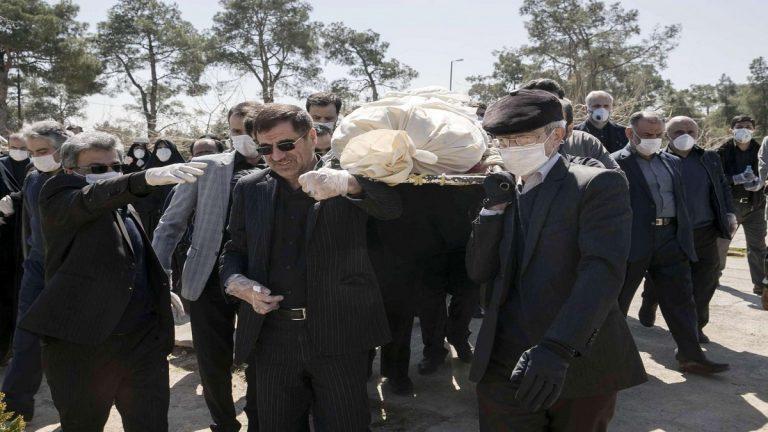 وفاة مسؤول أمني ايراني بارز بفيروس كورونا