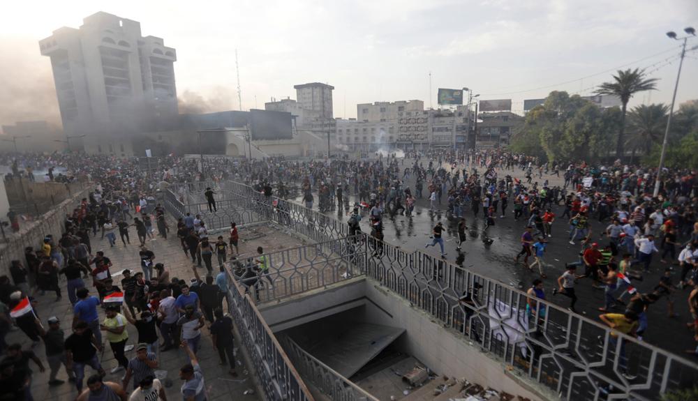 عقب حملة اعتقالات.. اعلاميون وناشطون عراقيون يلجأون الى كوردستان