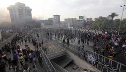 """""""تهدئة للأوضاع"""".. مكتب عبد المهدي يحدد طريقة للتواصل مع المتظاهرين"""