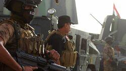 القبض على 8 أشخاص من أصل 15 هاربًا من سجن في بغداد